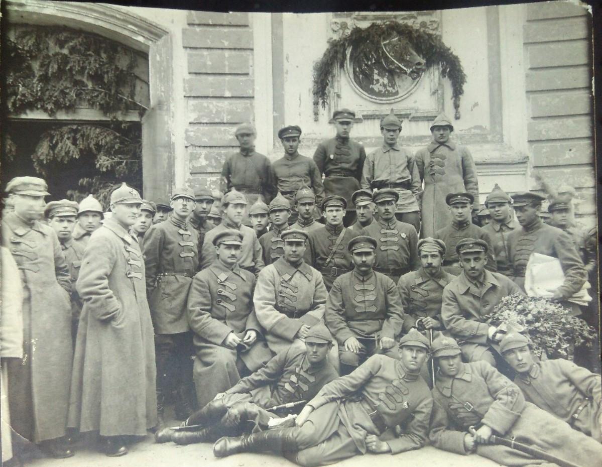 1919. Комсостав 1 Конной Армии. Южный фронт