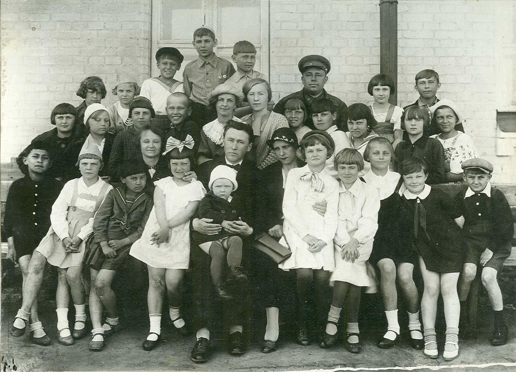 1930-е. Дети.