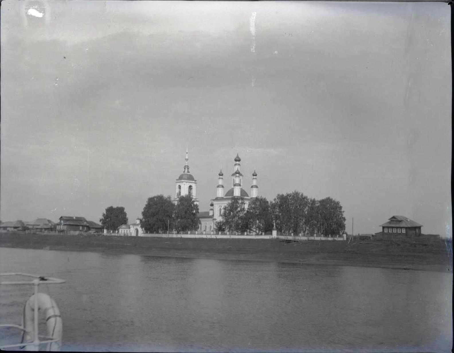 04. Деревенская церковь в Мьяке