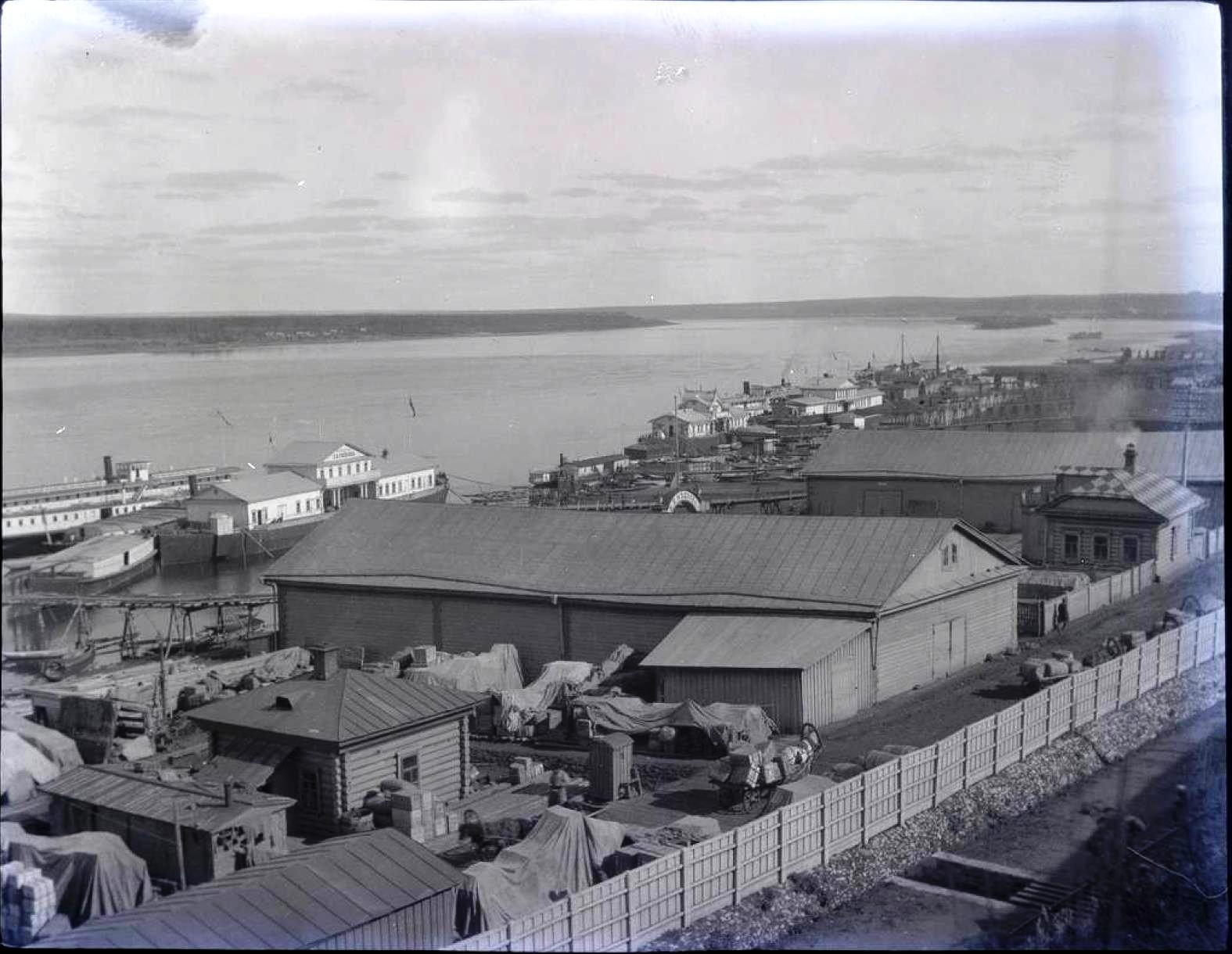 13. Пермь вид на гавань
