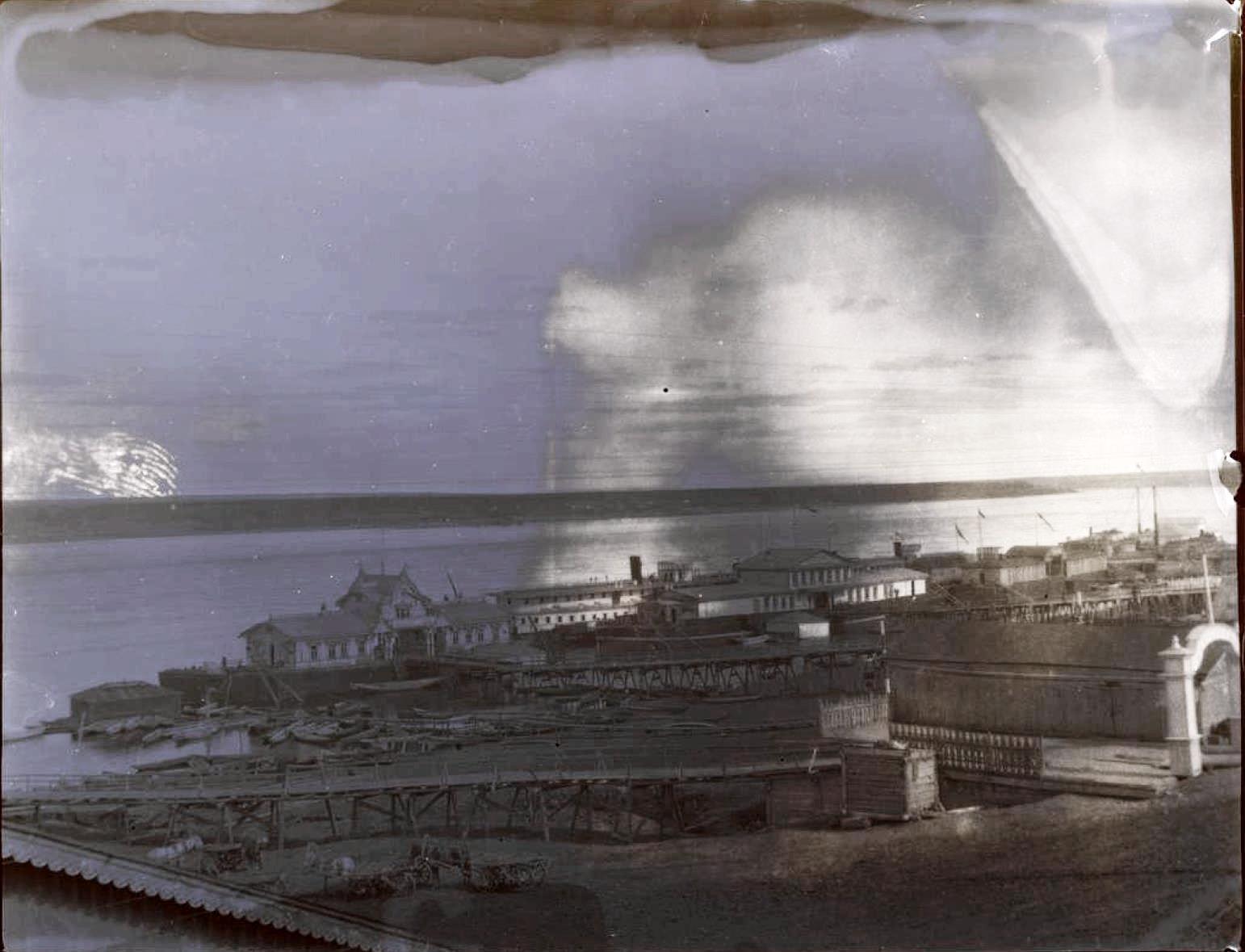 14. Пермь. Вид на гавань