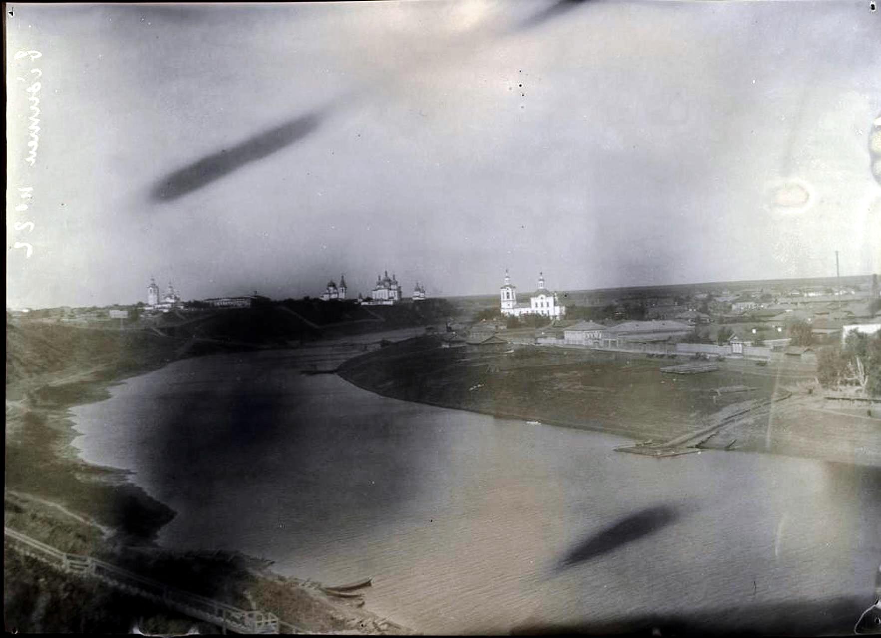 19. Тюмень. Река Тобол