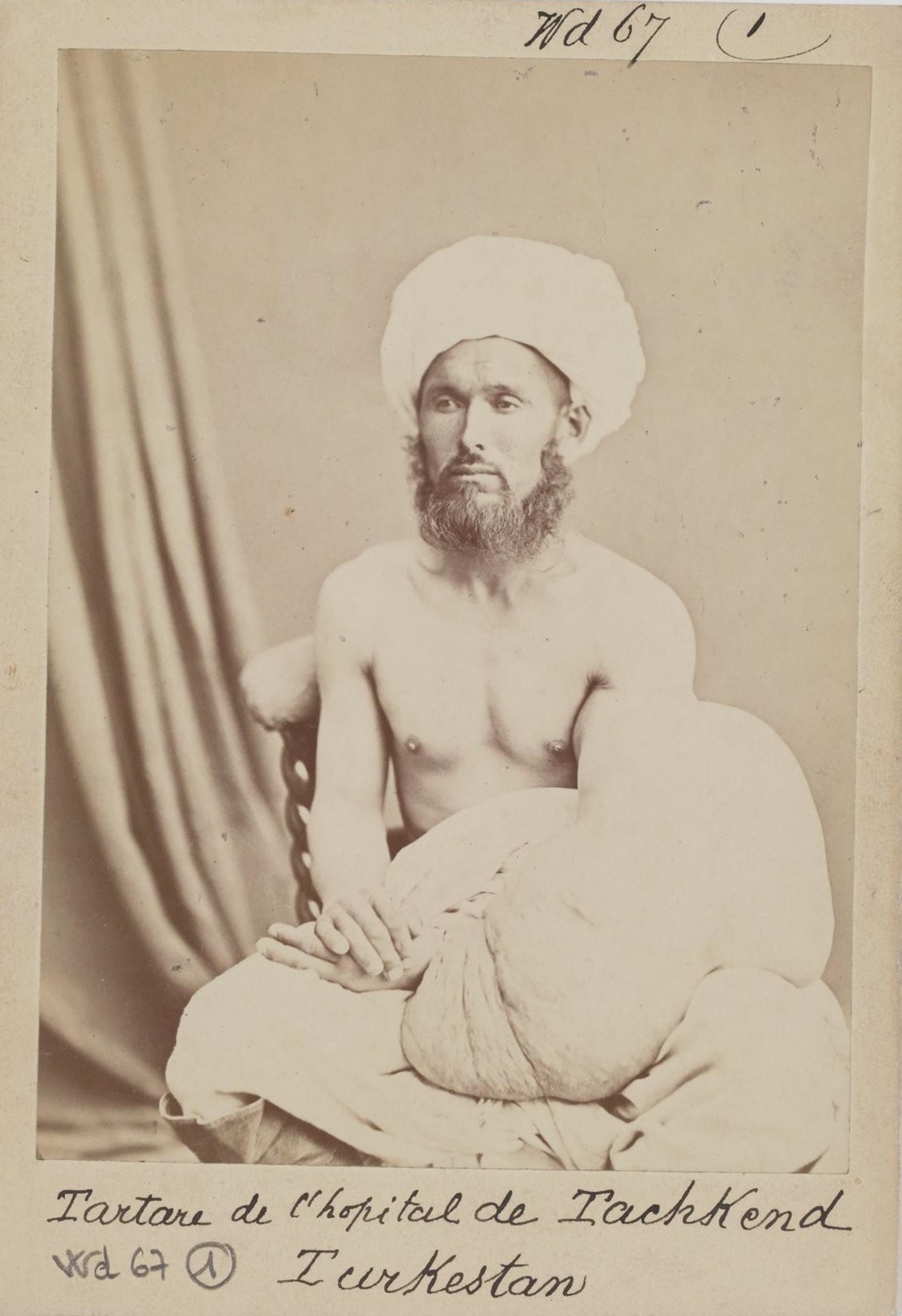 Татарин из Ташкента