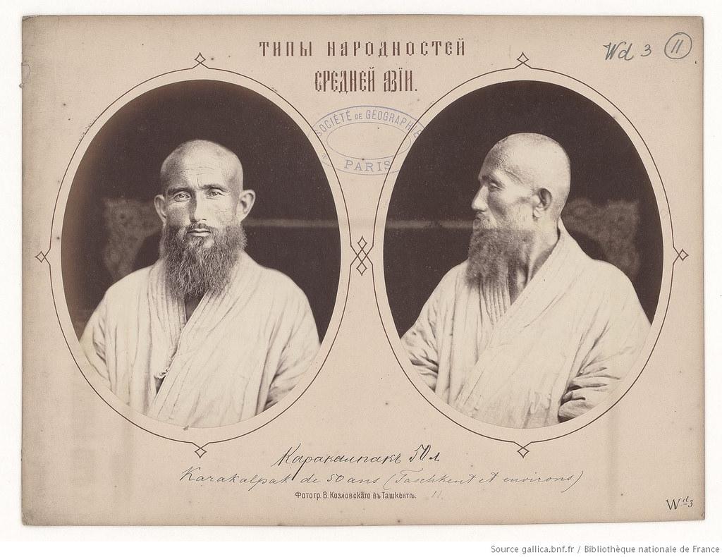 Каракалпак, 50 лет. Ташкент и окрестности