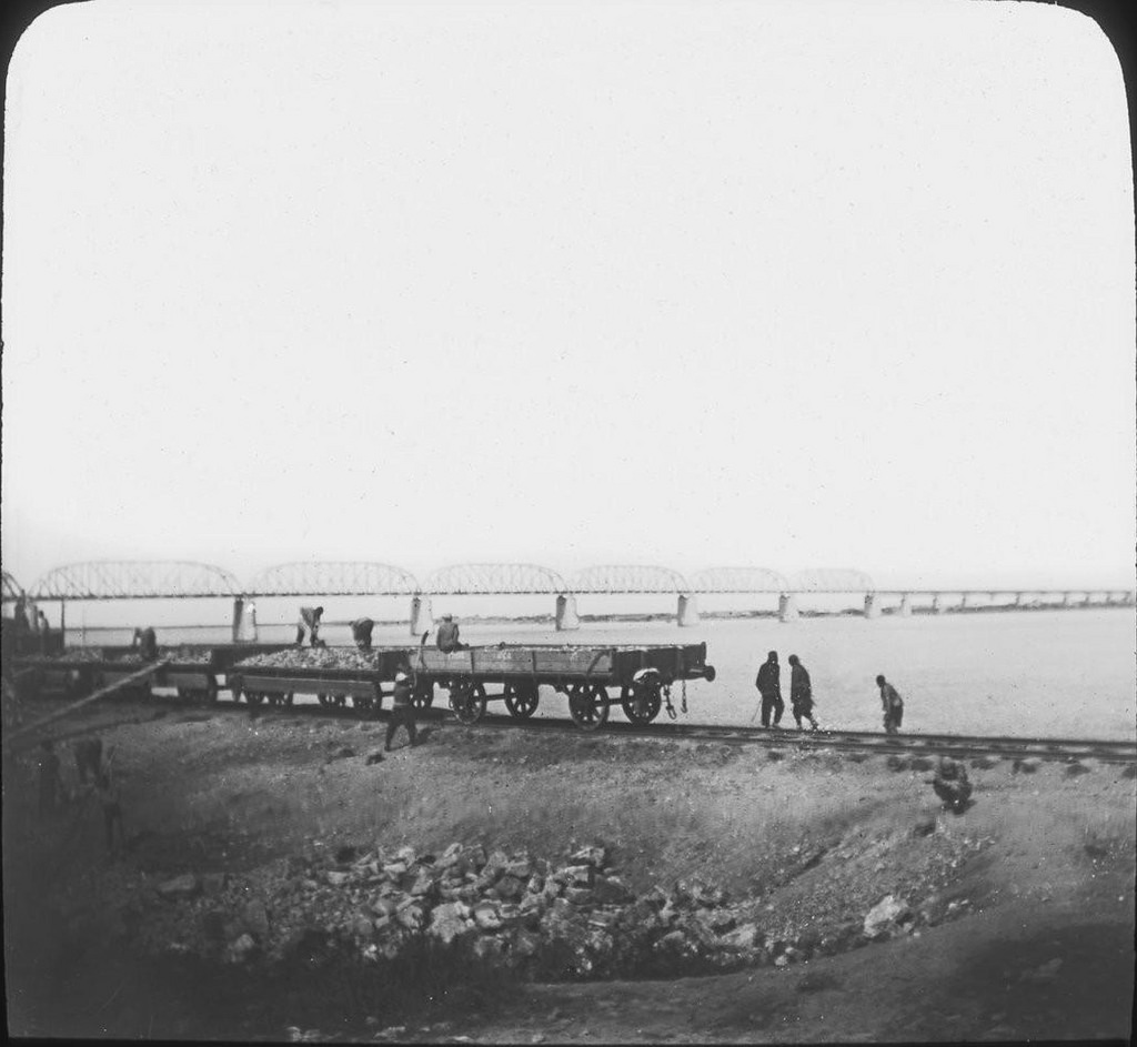 Харбин. Мост через Сунгари