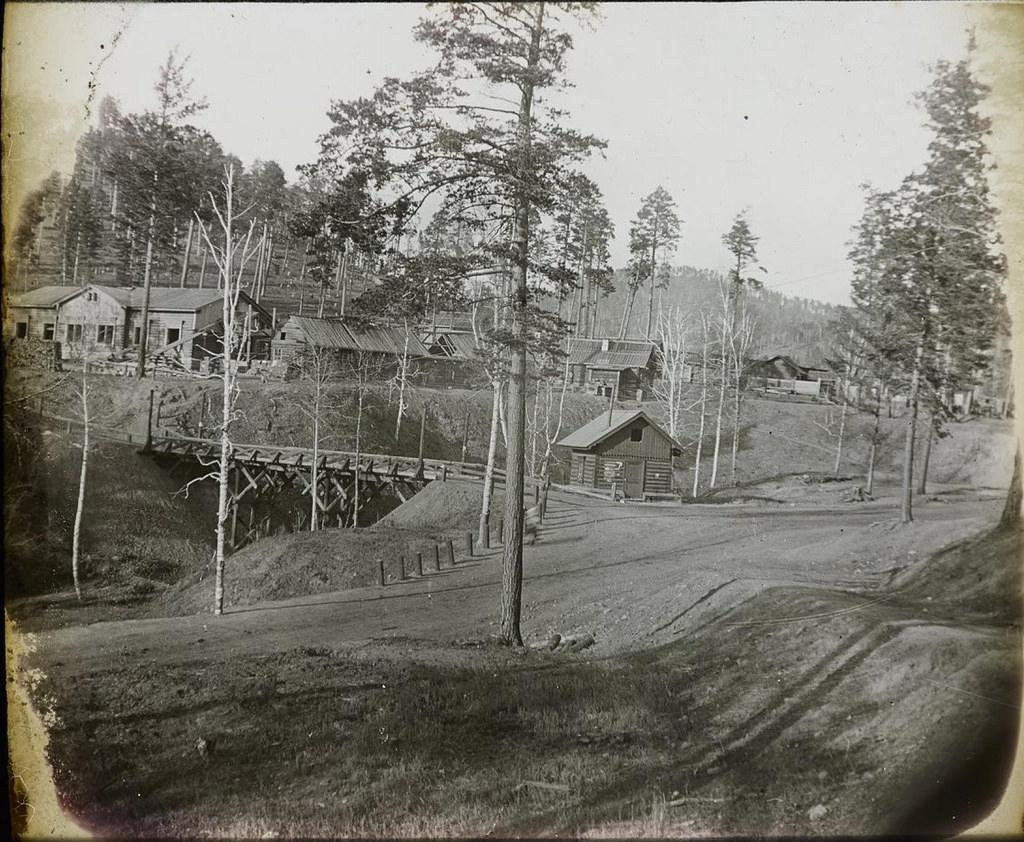 Деревня в Забайкалье