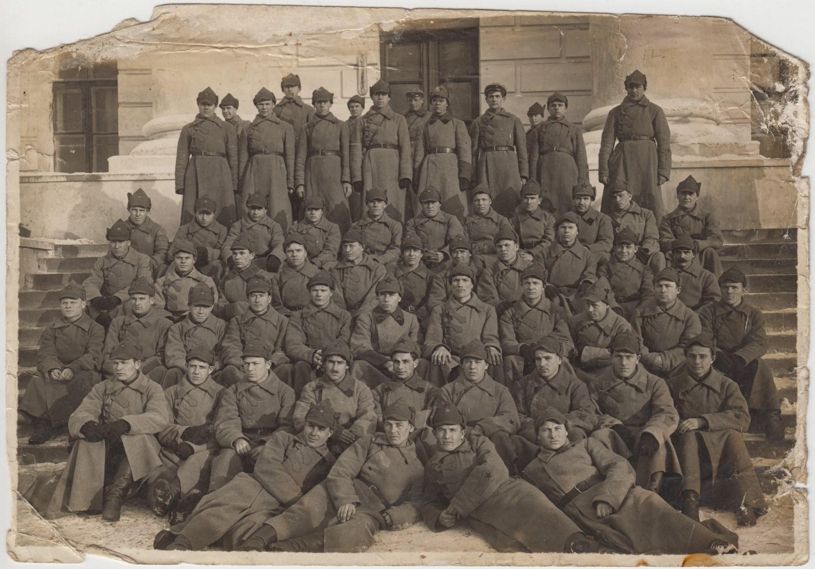 1926. Дивизия особого назначения при коллегии ОГПУ.