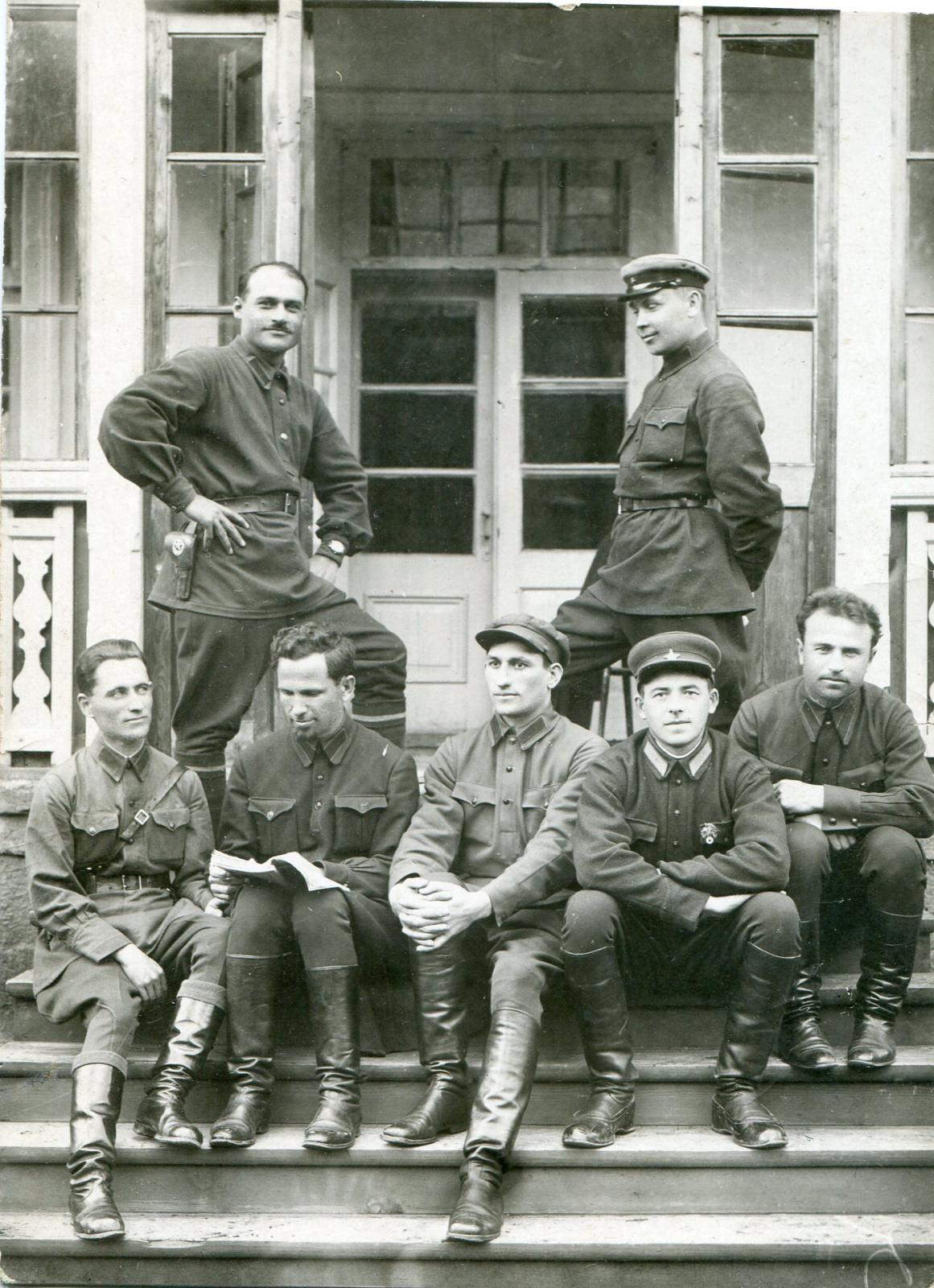 Группа чекистов
