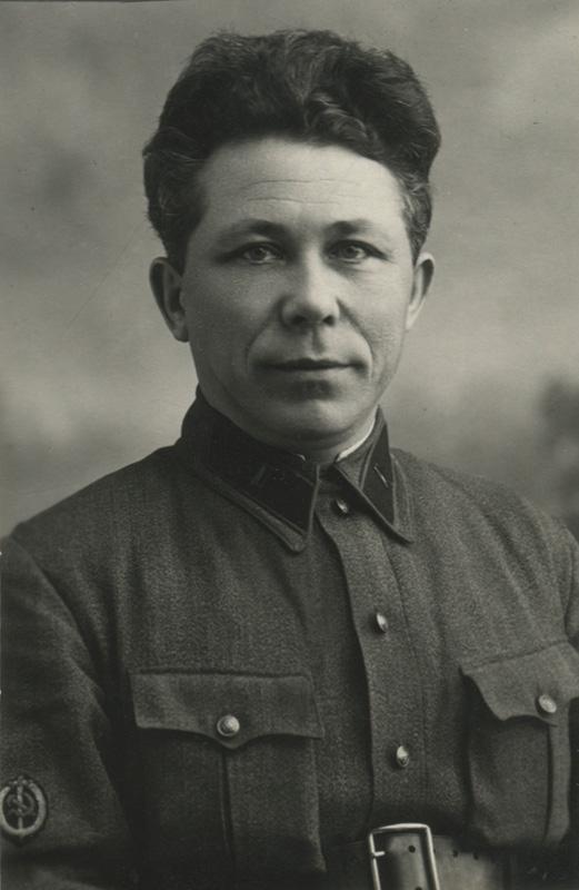 Неизвестный сотрудник ГУГБ НКВД