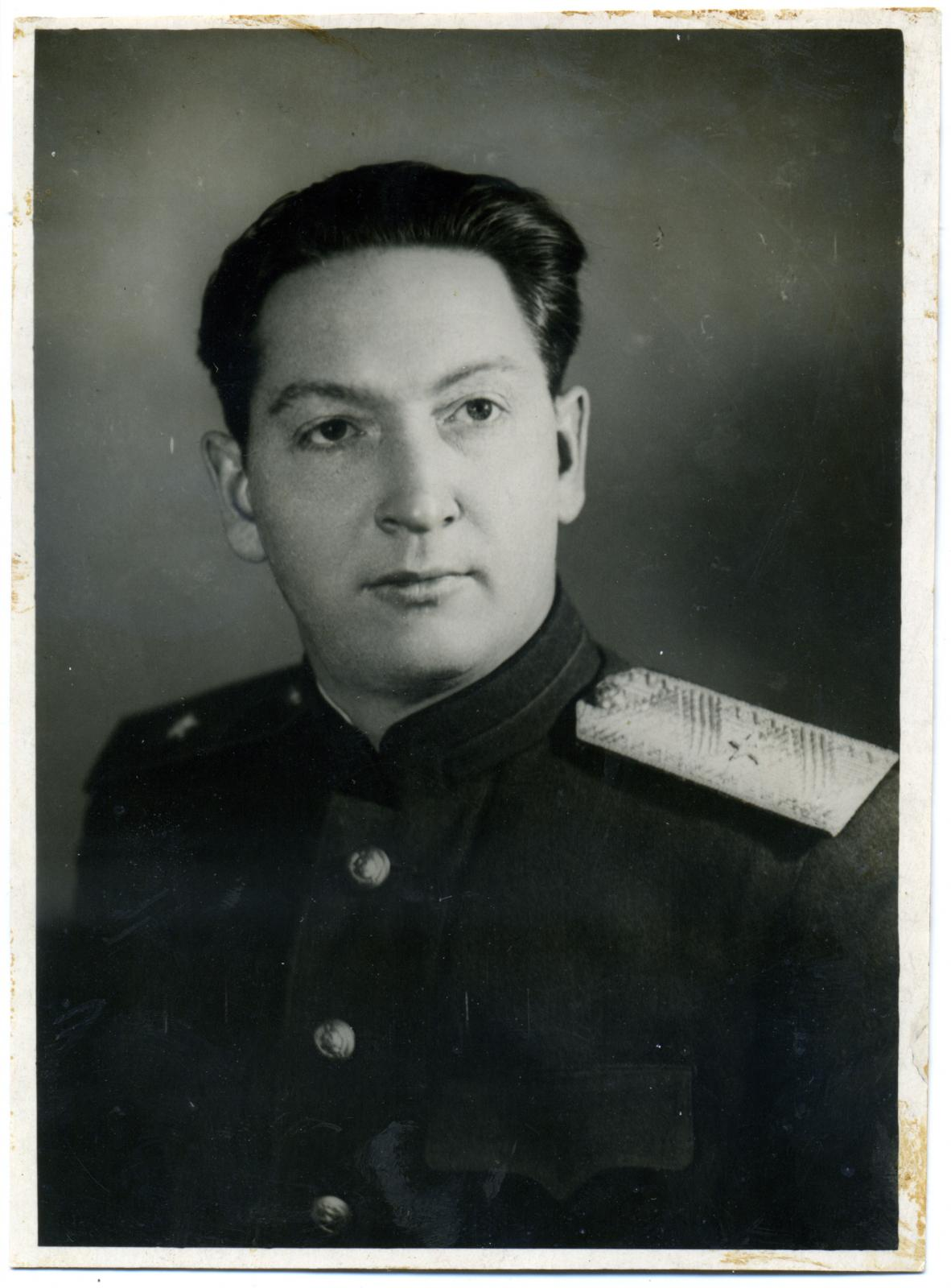 Питовранов Евгений Петрович - нарком госбезопасности Узбекской ССР