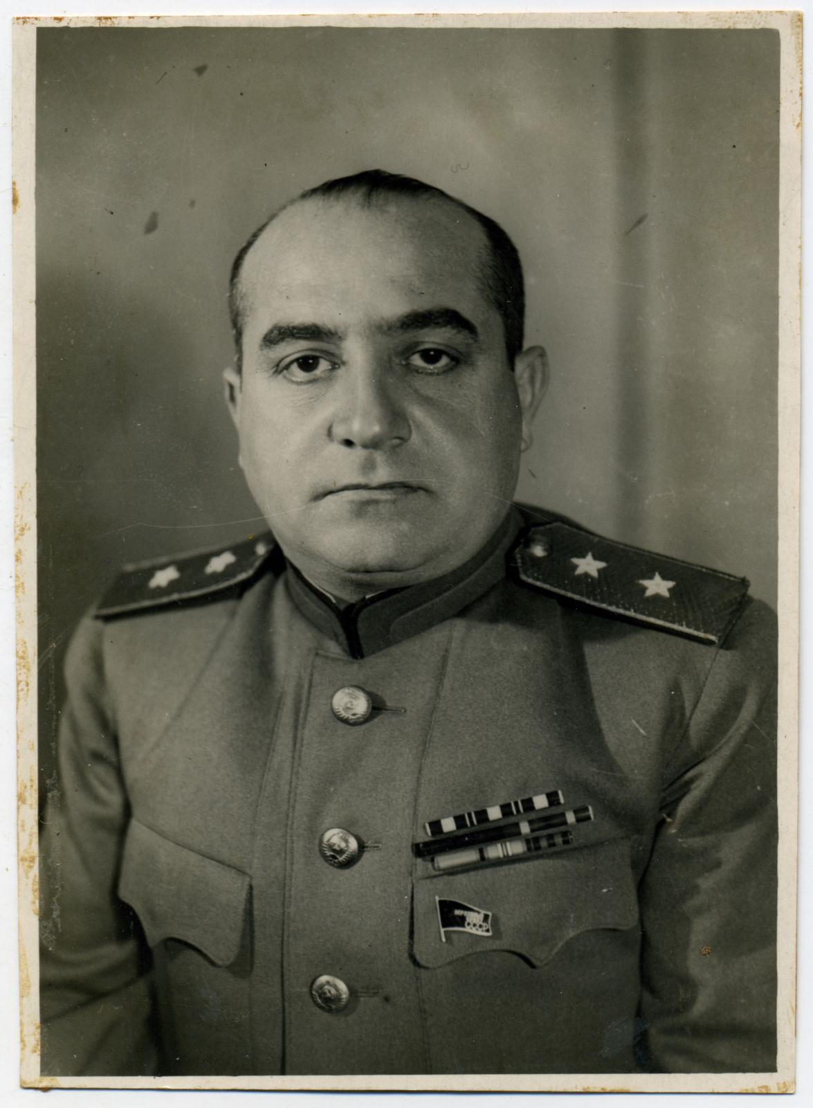 Рухадзе Николай Максимович - министр госбезопасности Грузинской ССР