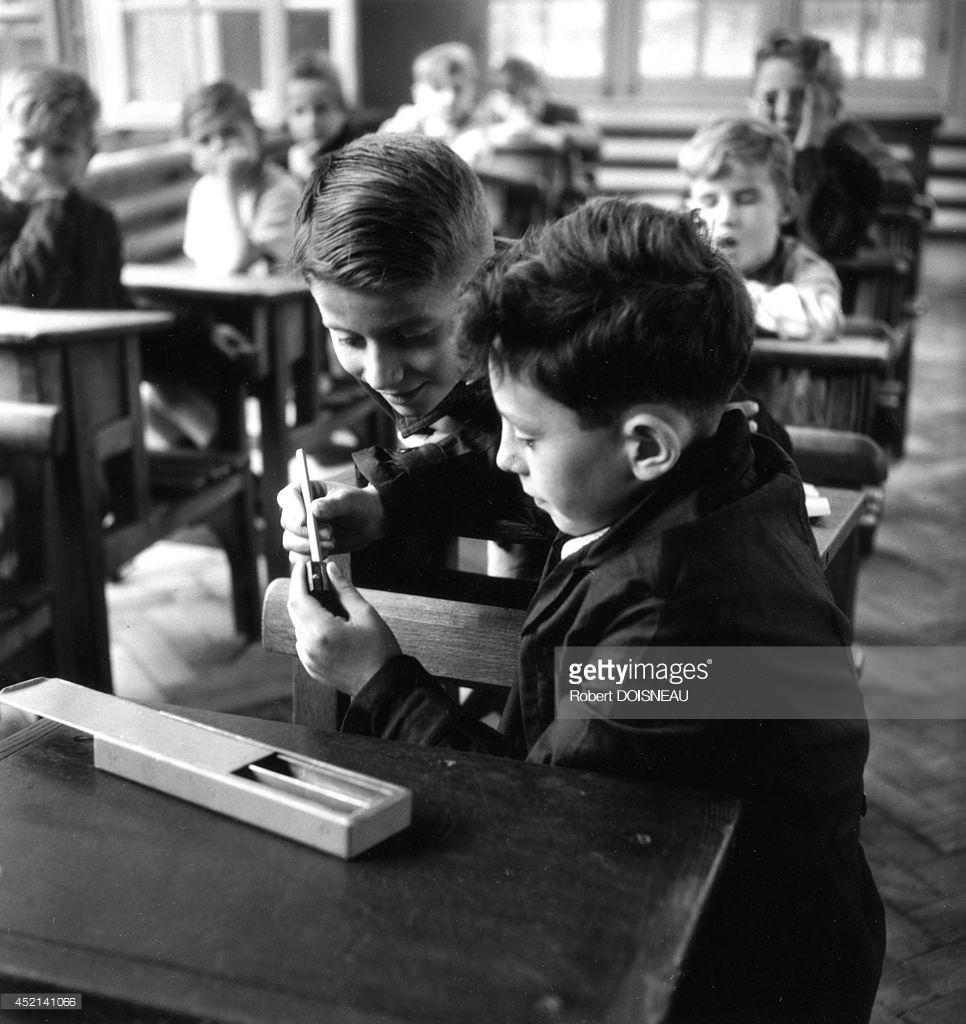 1944. Точилка карандашей. Париж