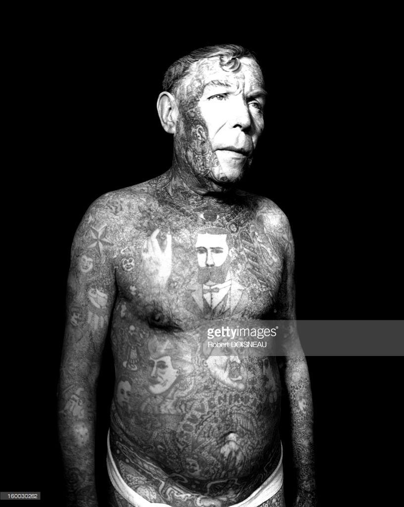 1950. Татуированное тело Ричардо
