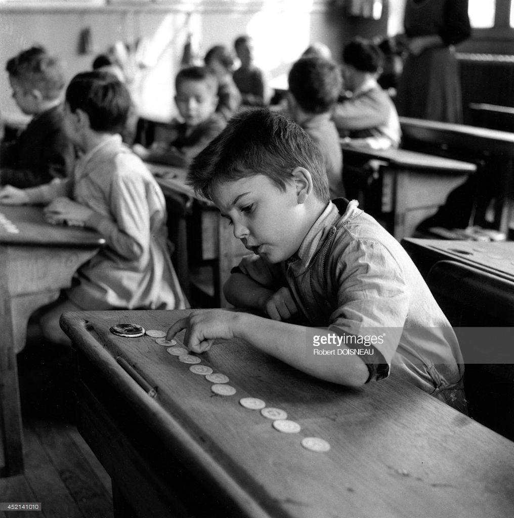 1956. Обучающие жетоны