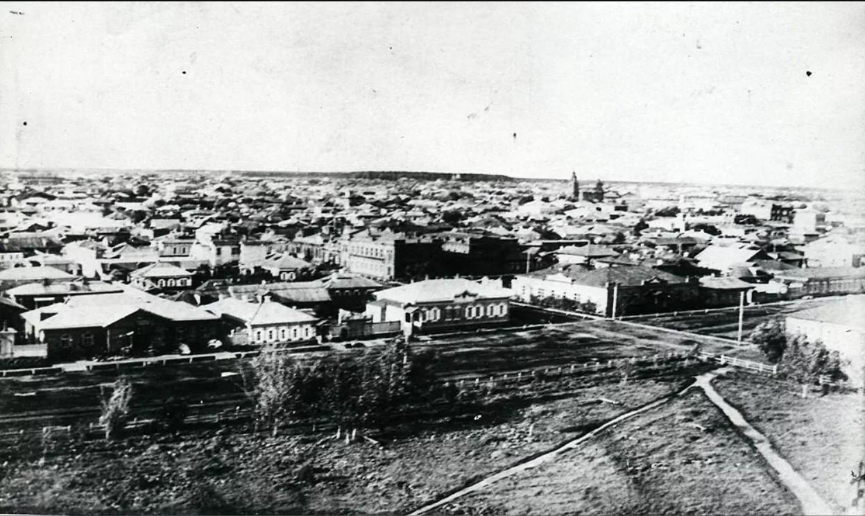 Вид с Успенского собора