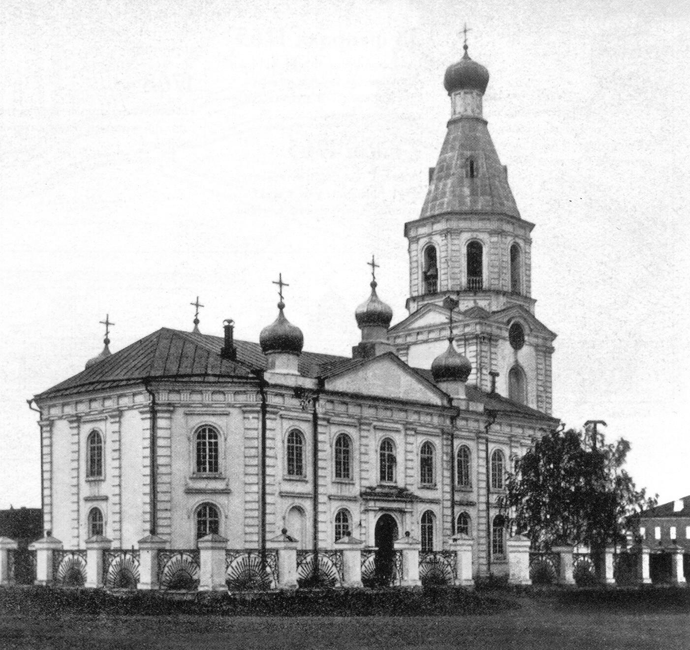 Воскресенский Военный собор