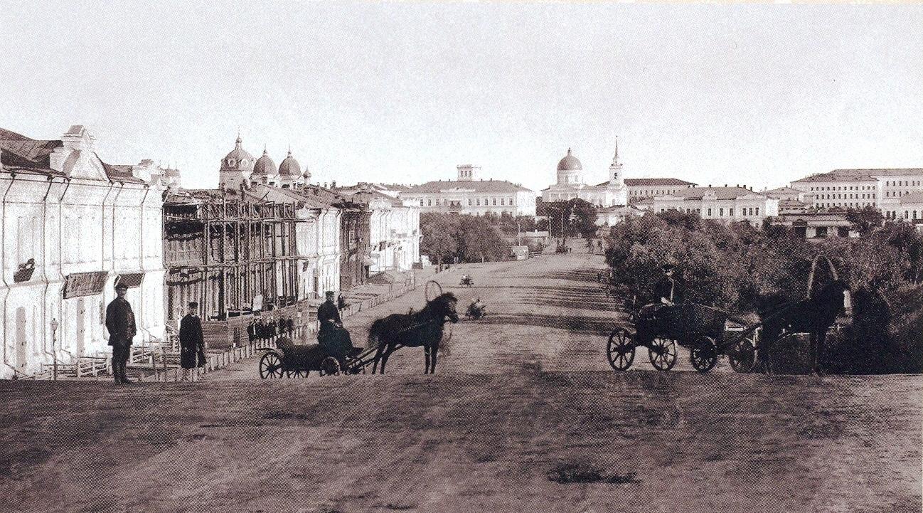 Любинский проспект. 1884