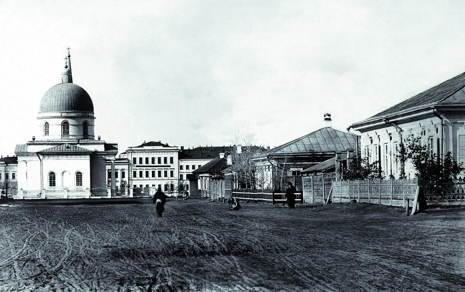 Никольская казачья церков