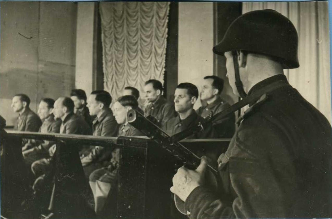 1946. На скамье подсудимых. БССР. 24.1. (2)