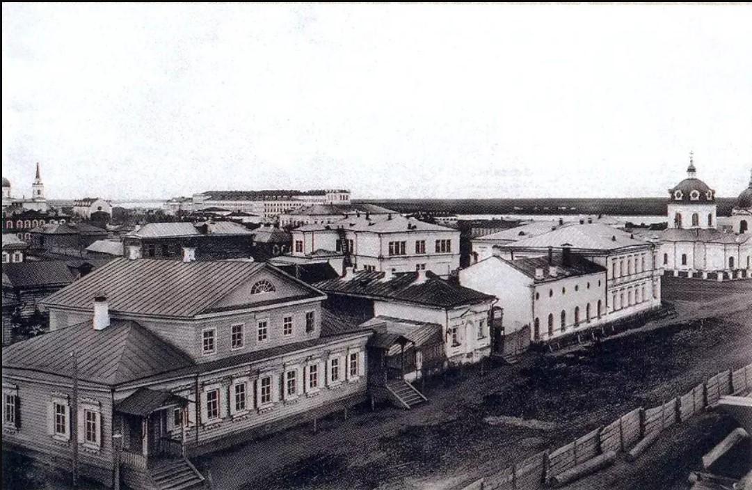 Вид города 1896
