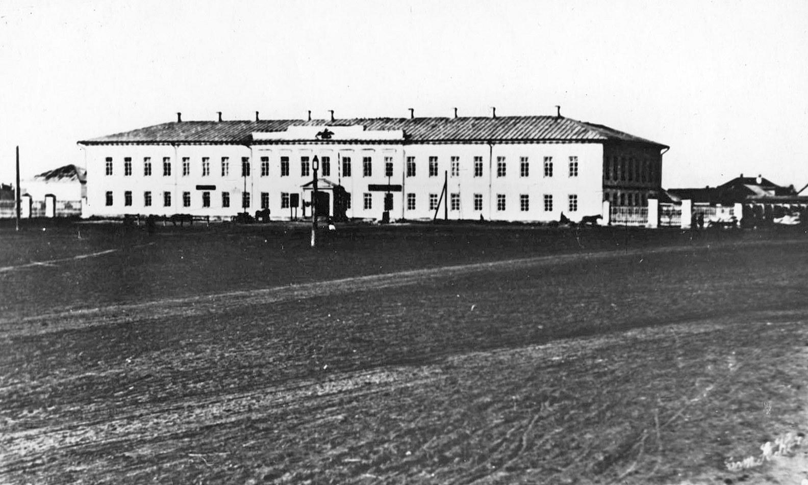 Здание Главуправления Западной Сибири