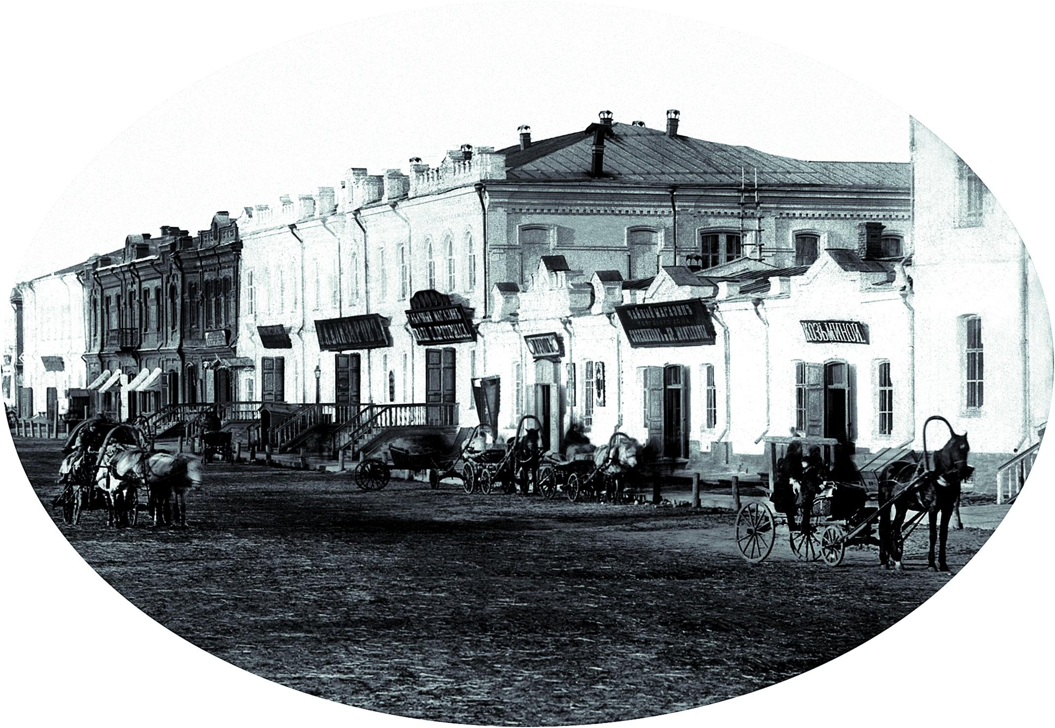 Любинский проспект, 1895