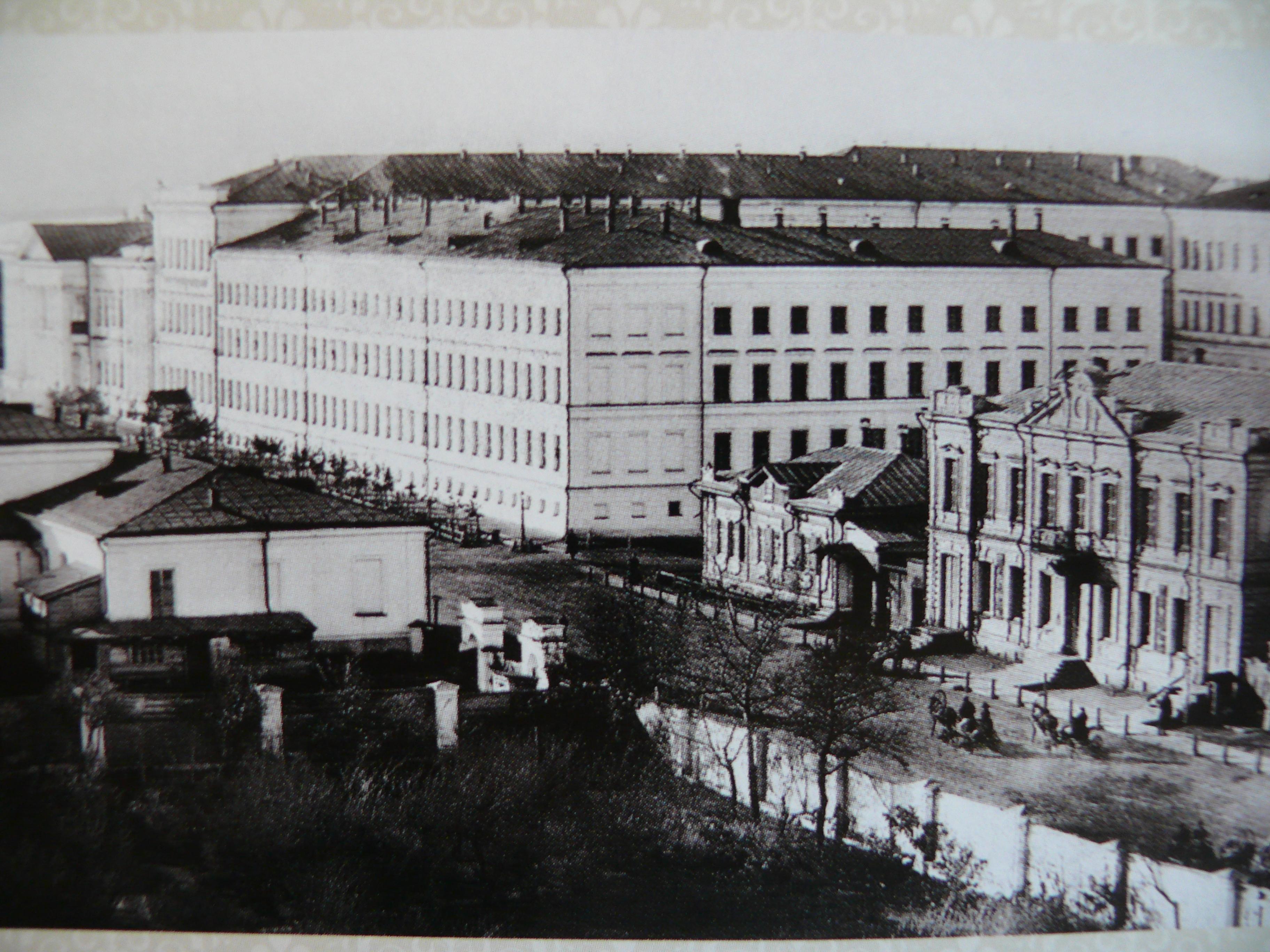 Вид на Дворцовую
