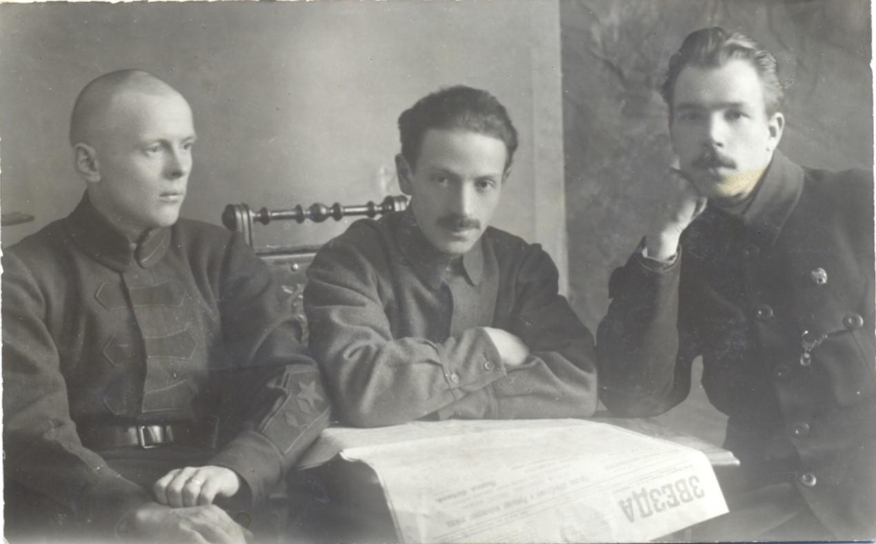 1922. ОГПУ. Винокуров, Мороз, Болотов