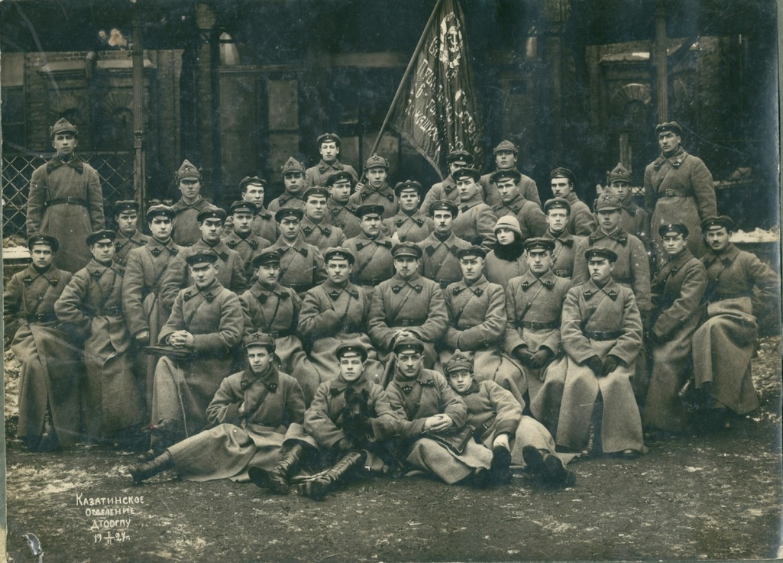 1927. Казатинское отделение ОГПУ