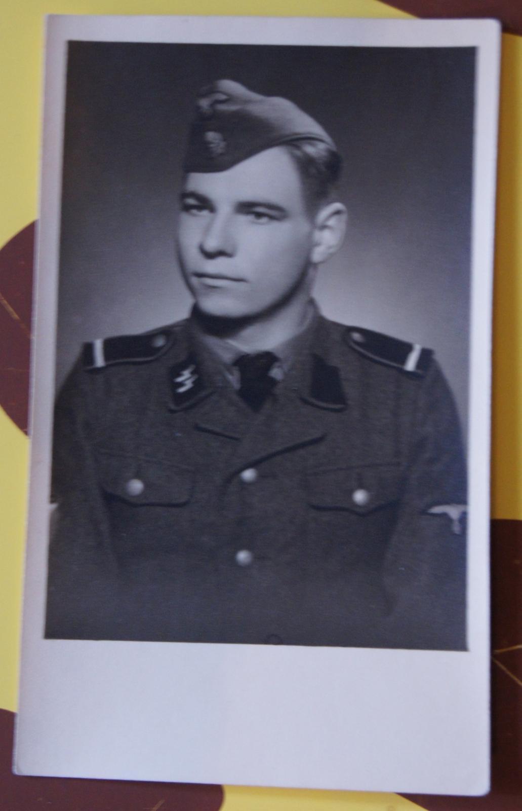 1944. Школа инструкторов. Елгава