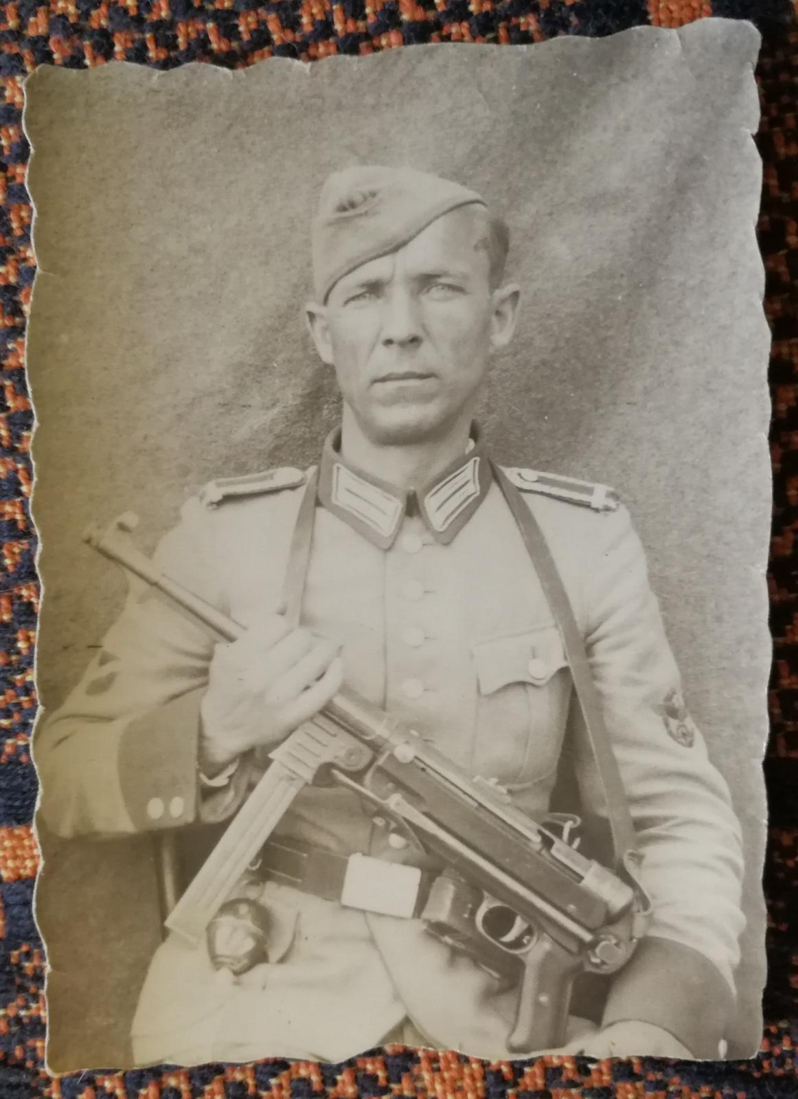 Латышский полицай