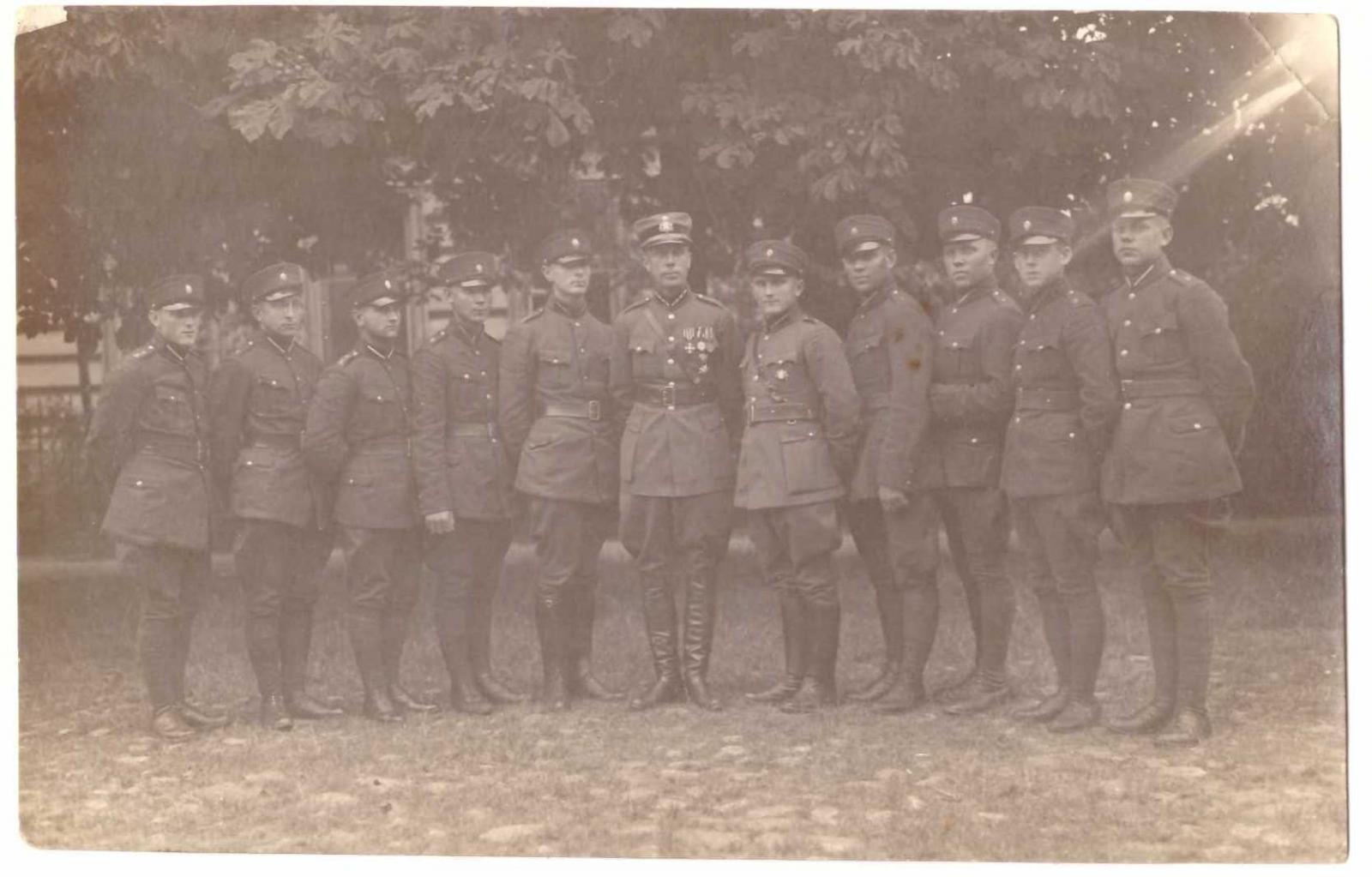 Офицер Латышского легиона