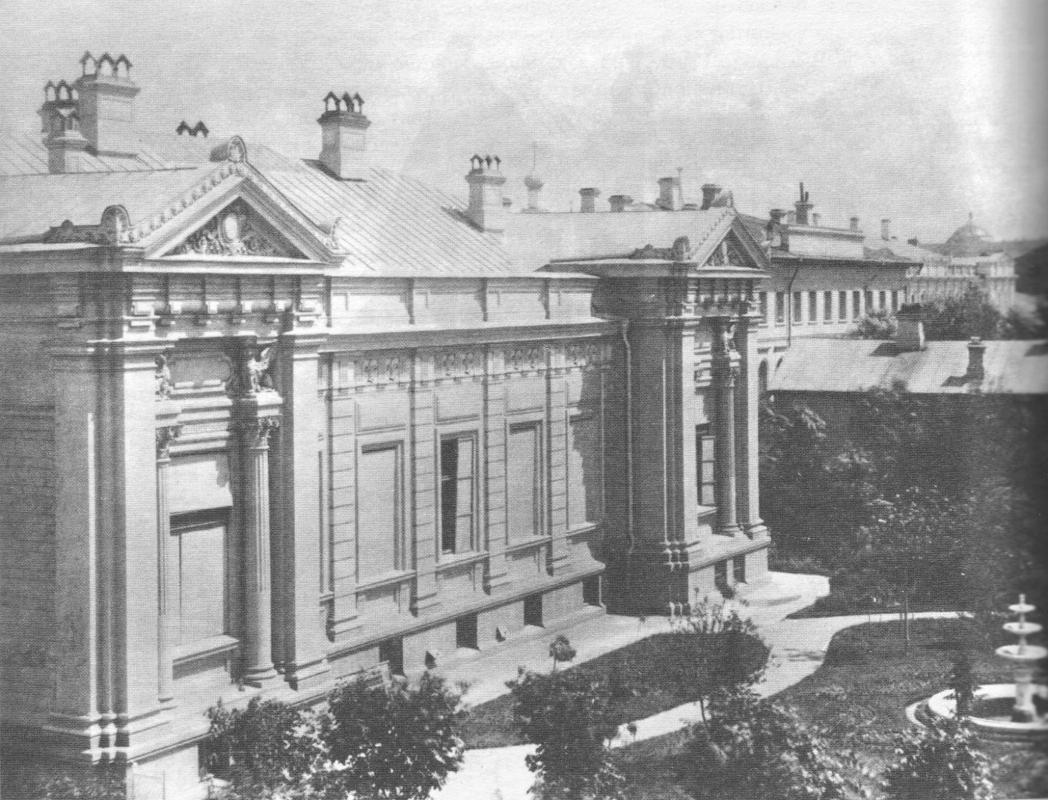 Особняк Варвары Морозовой на Воздвиженке 1900-е