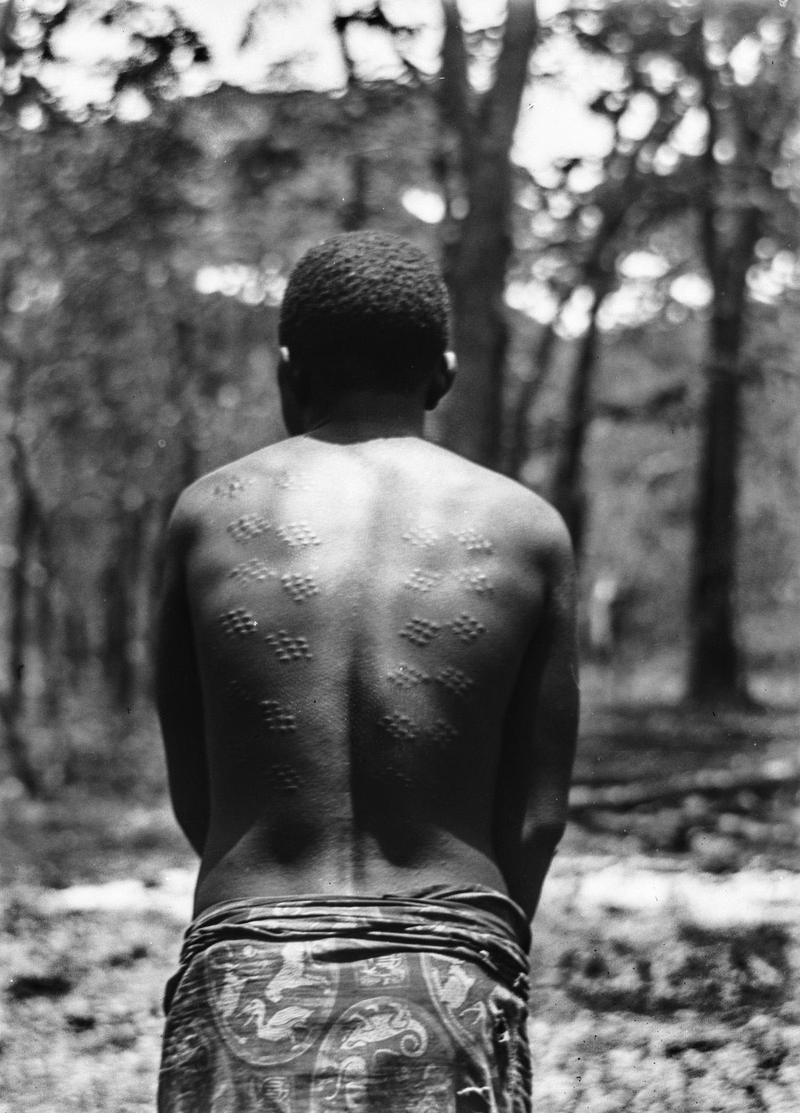 Касемпа. Женщина народности каонда1