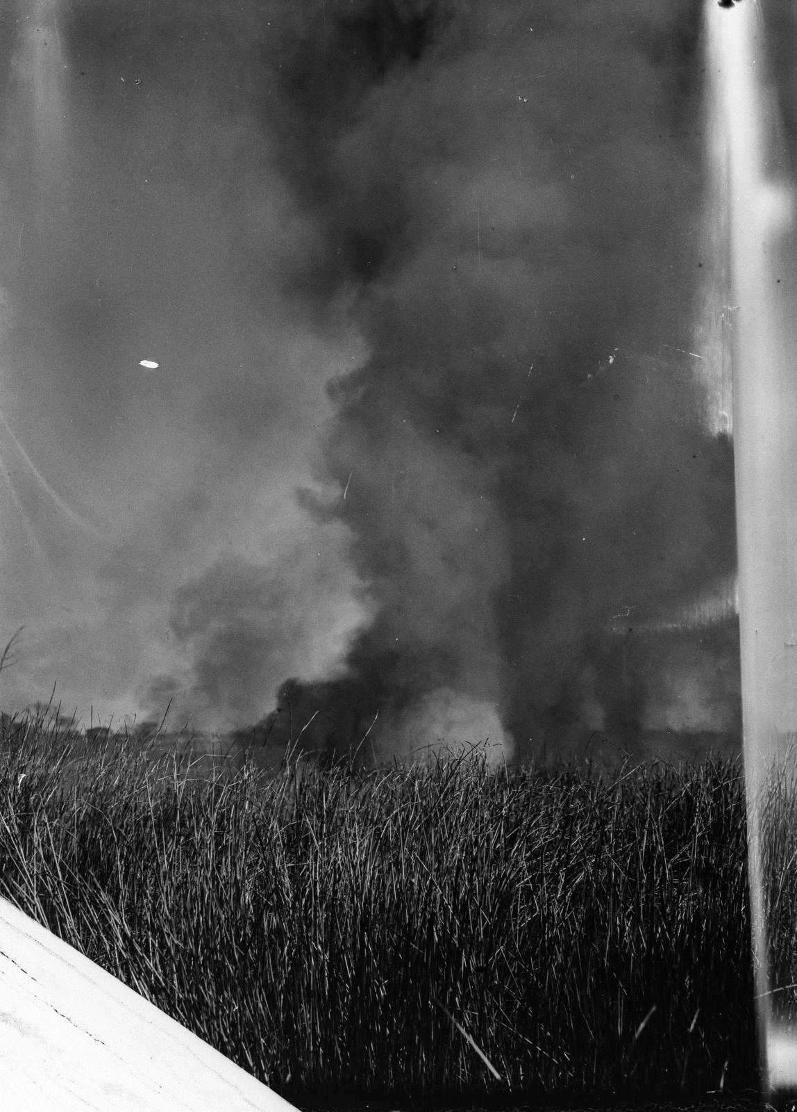 Касемпа.  Пожар в Дамбо