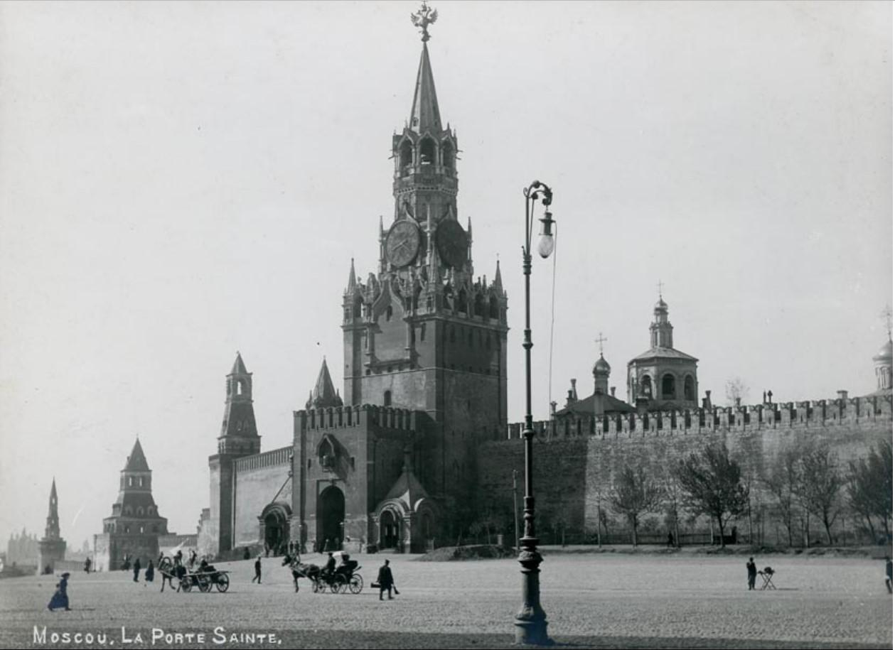 Москва. Красная площадь