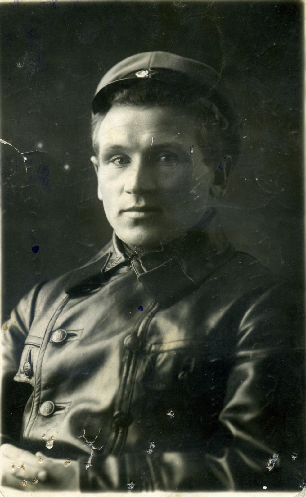 1932. ОГПУ. Иневаткин Дмитрий Еф.