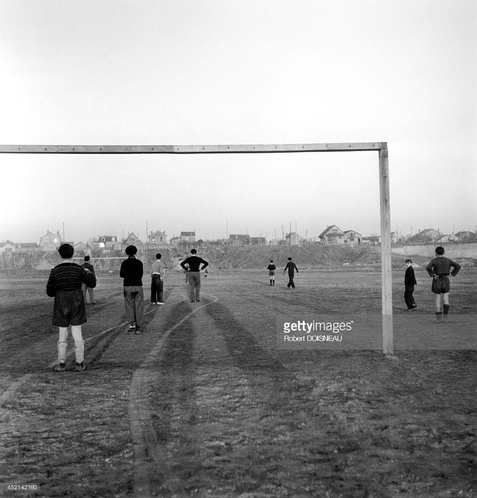 1948. Футбольный матч