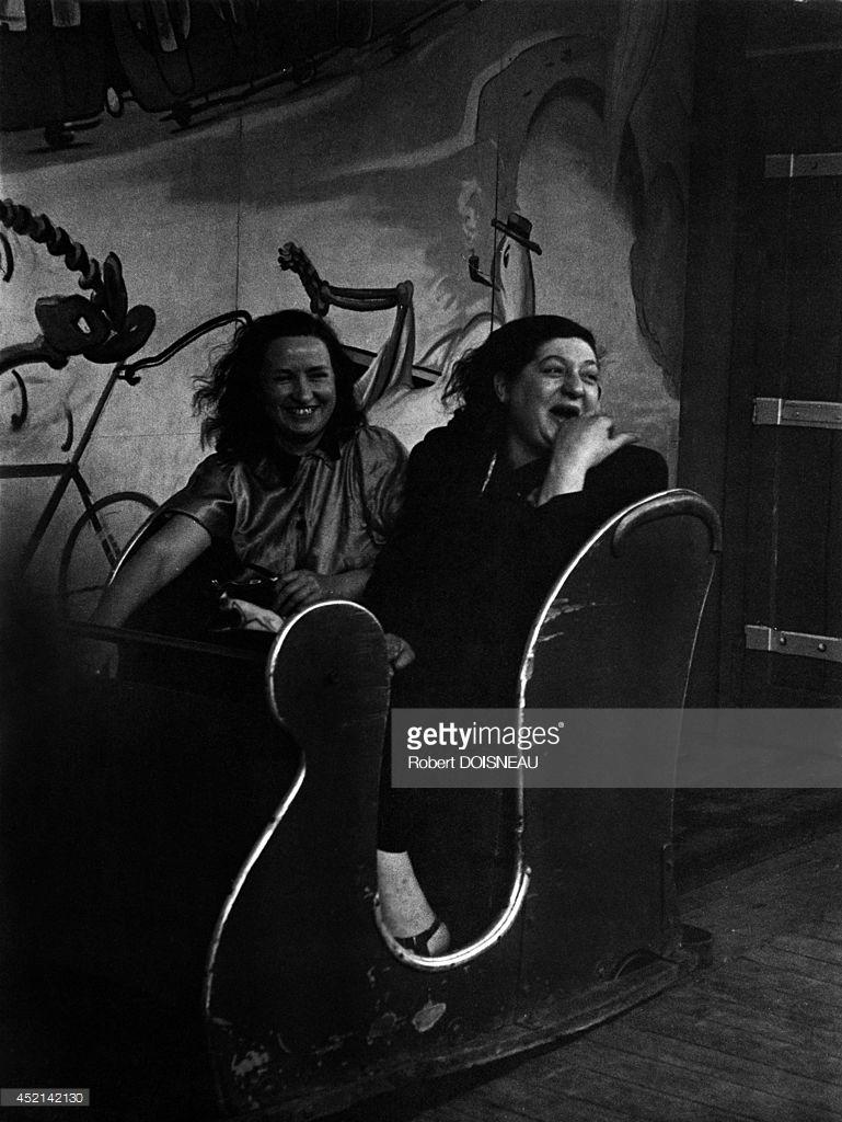 1953. Женщины в призрачном поезде