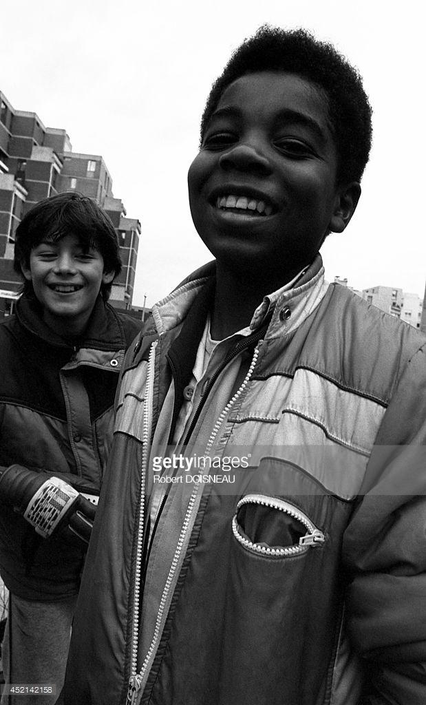 1984. Мальчики улыбаются в Эври