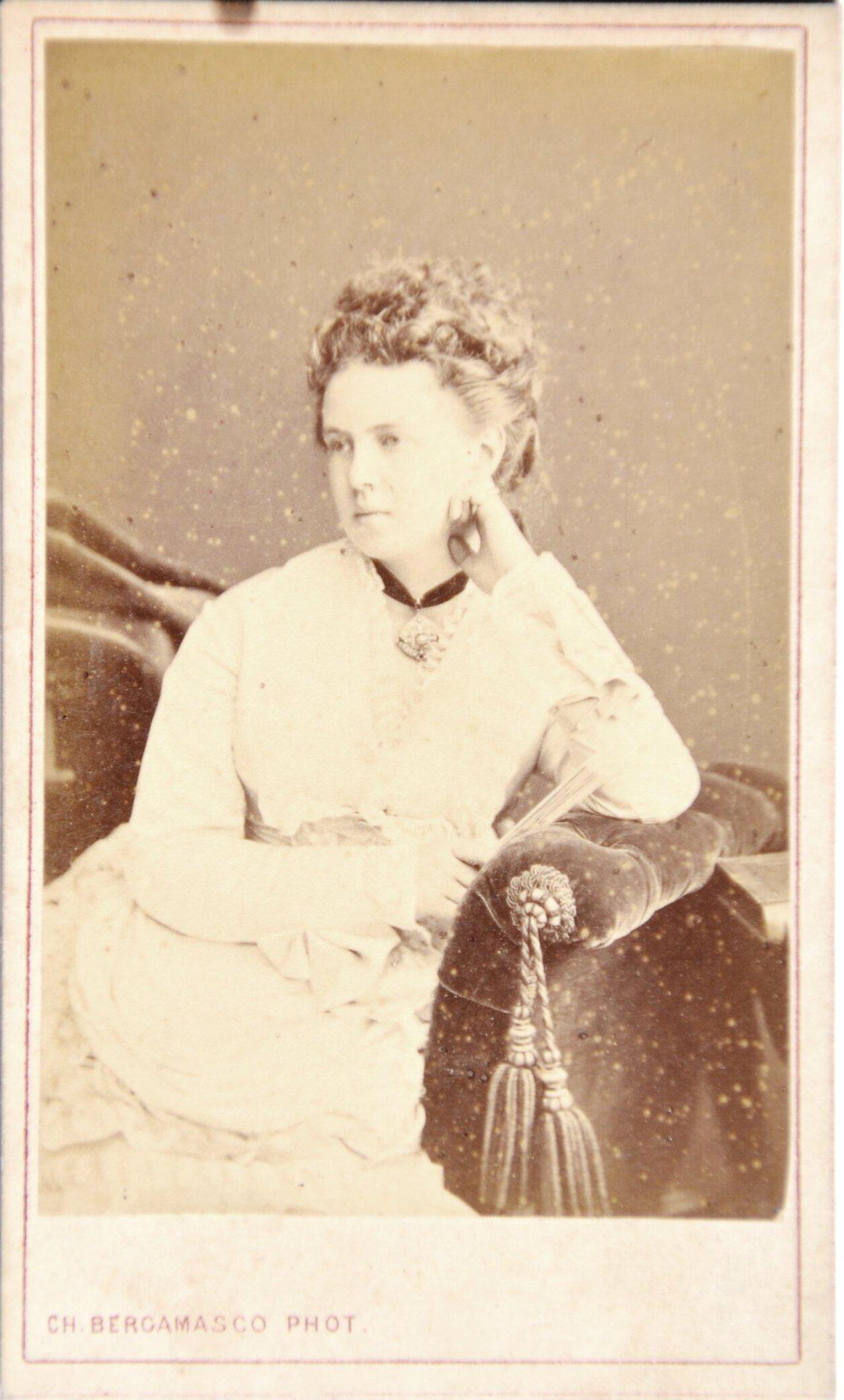 1870-е. Великая Княжна Мария Александровна