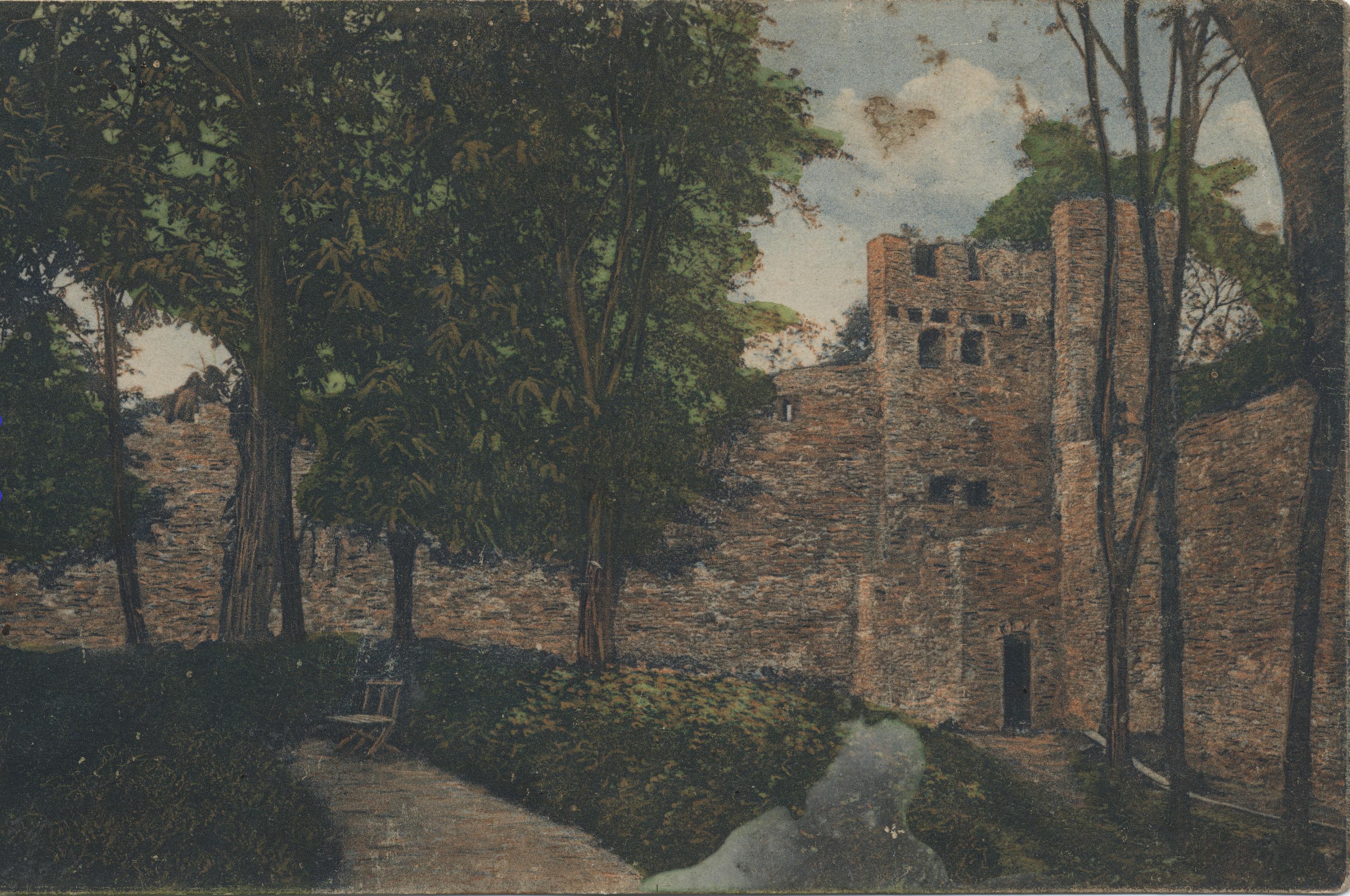Разрушенный замок (4)