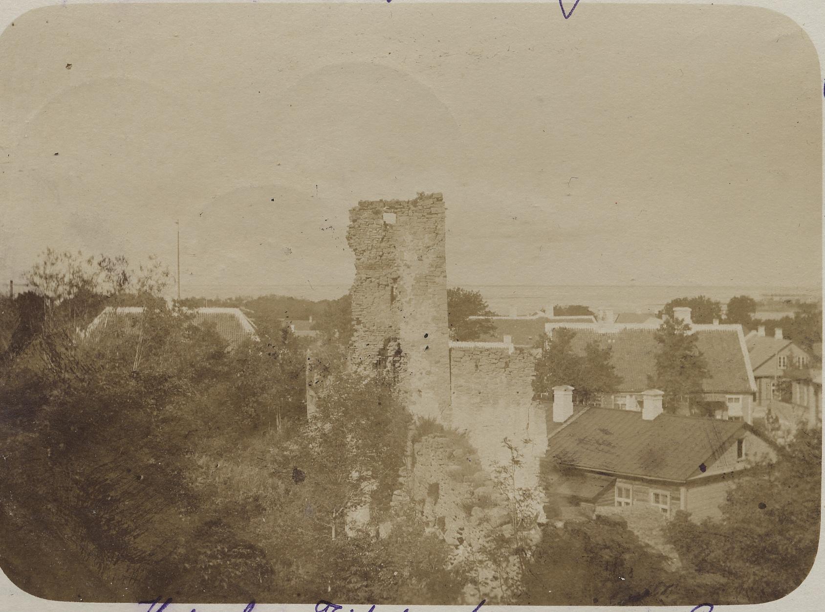 Разрушенный замок (9)