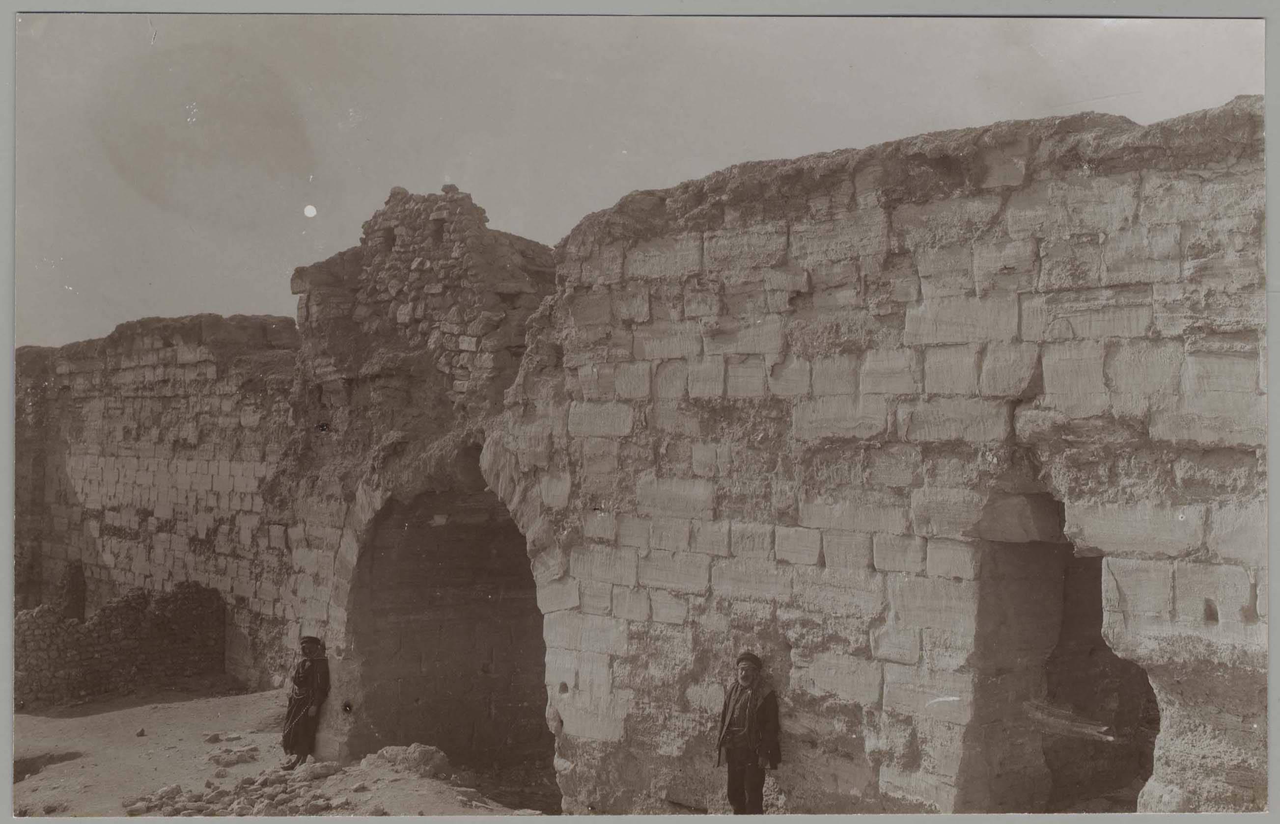 Дура-Европос. Внутри крепости