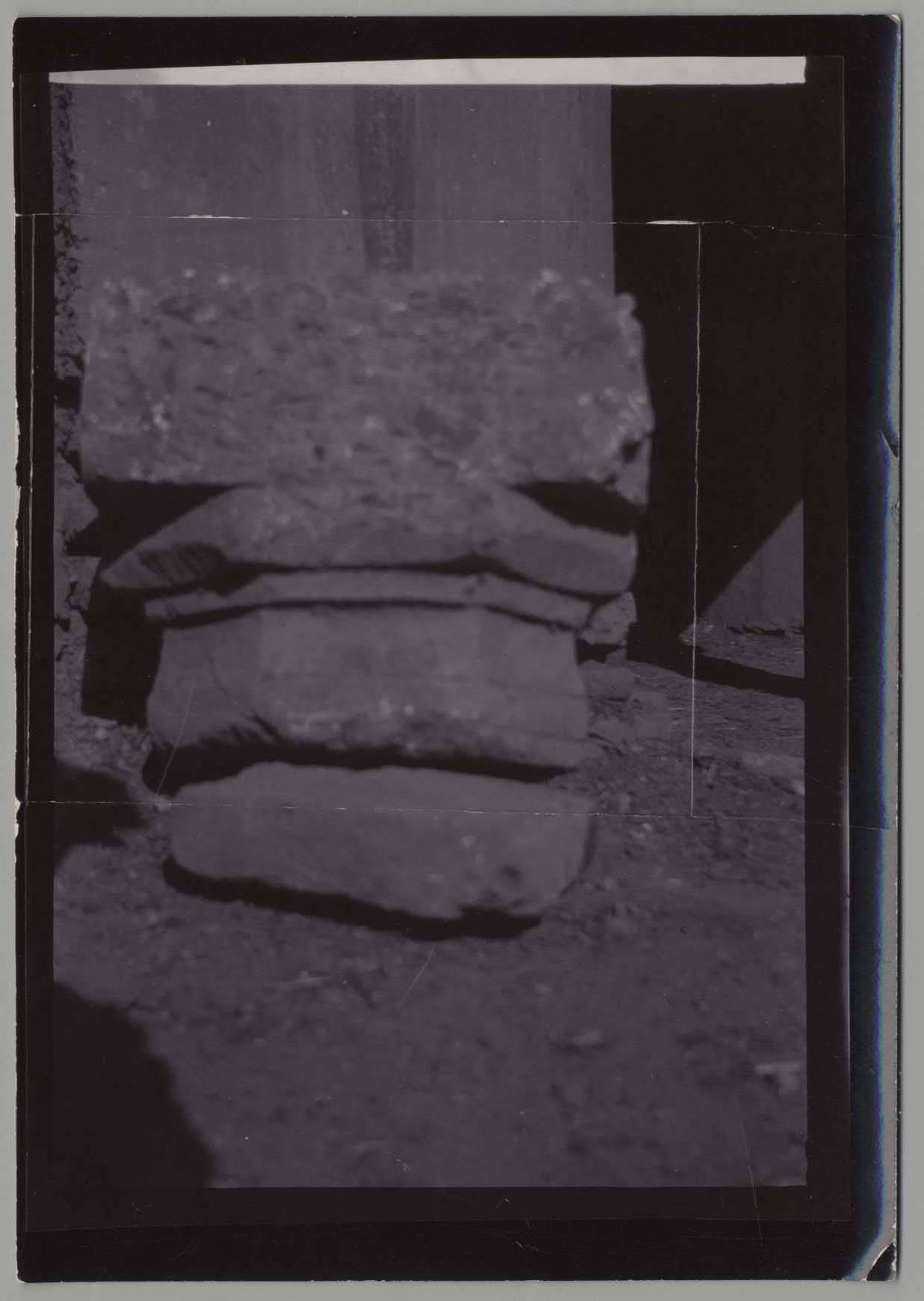 Каллиник. Позднеантичный капитель колонны