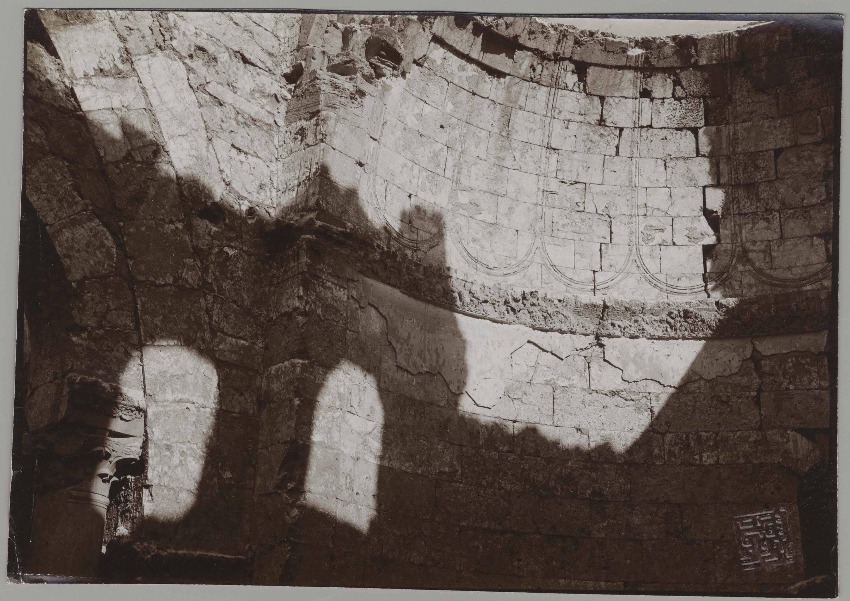 Сергиополис. Базилика Святого Сергия (Святой Сергий). Вид апсиды