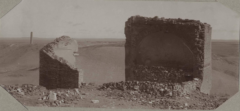 Эмар. Внешний вид византийского претория