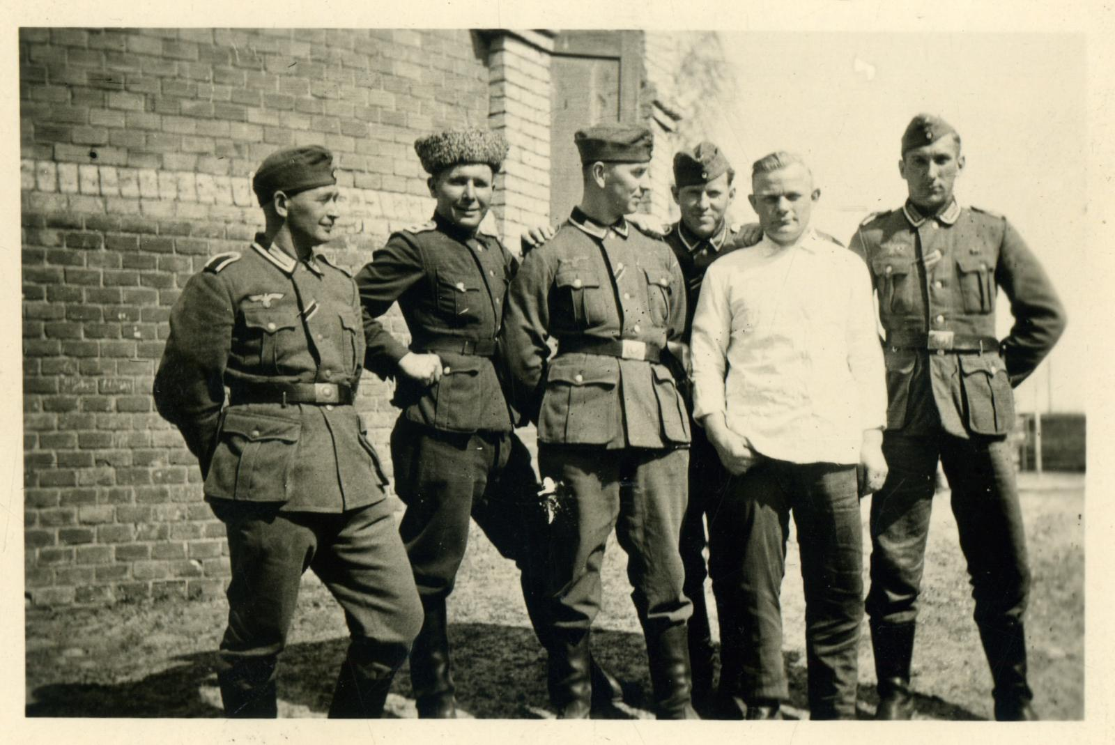 Деревня Нахов, Гомельской области. 17.05.1943