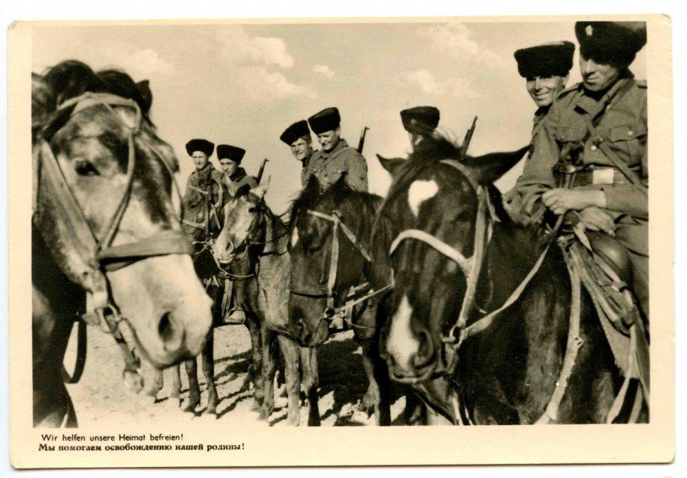 Казачий кавалерийский полк фон Юнгшульца