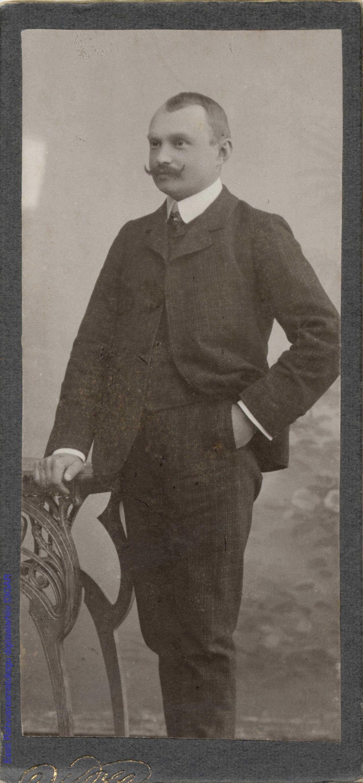 1909. Жители города (12)